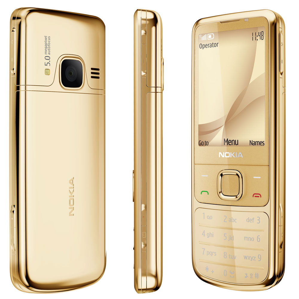 nokia 6700 classic gold gsm gps 5mp 3g mp3 mp4 free gifts. Black Bedroom Furniture Sets. Home Design Ideas